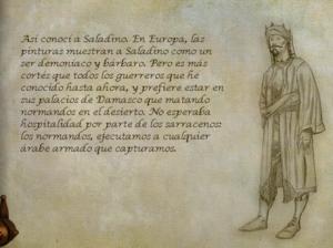 Campaña de Saladino en Age of Empires II