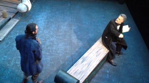 Melville en Mazatlán, obra de teatro biográfica sobre Herman Melville, escrita por Vicente Quirarte.